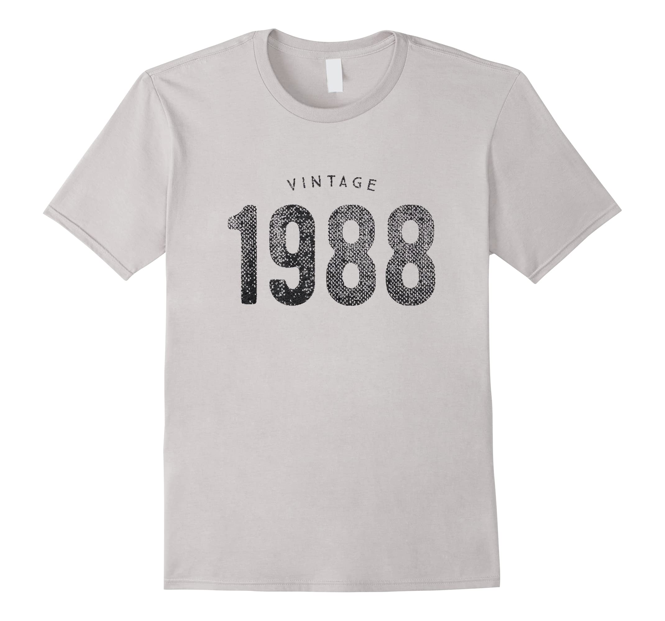 30th Birthday Gift Vintage Epic Since 1988 Year T-Shirt-RT