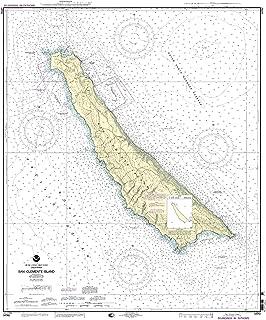 NOAA 18762 San Clemente Island
