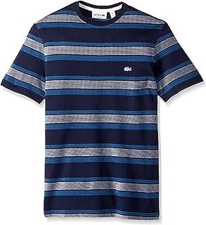 Lacoste Men's Irregular Stripe Jersey T-Shirt, TH1932-51