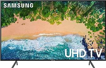 Samsung UN43NU7100 / UN43NU710D Flat 43in 4K UHD 7 Series Smart LED TV (2018) (Renewed)