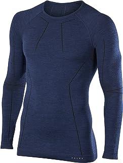 FALKE Herren Wool Tech. Comfort Fit M L/S Sh Baselayer-Shirt