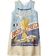 Dolce & Gabbana Kids - Pasta Stuoia Dress (Big Kids)