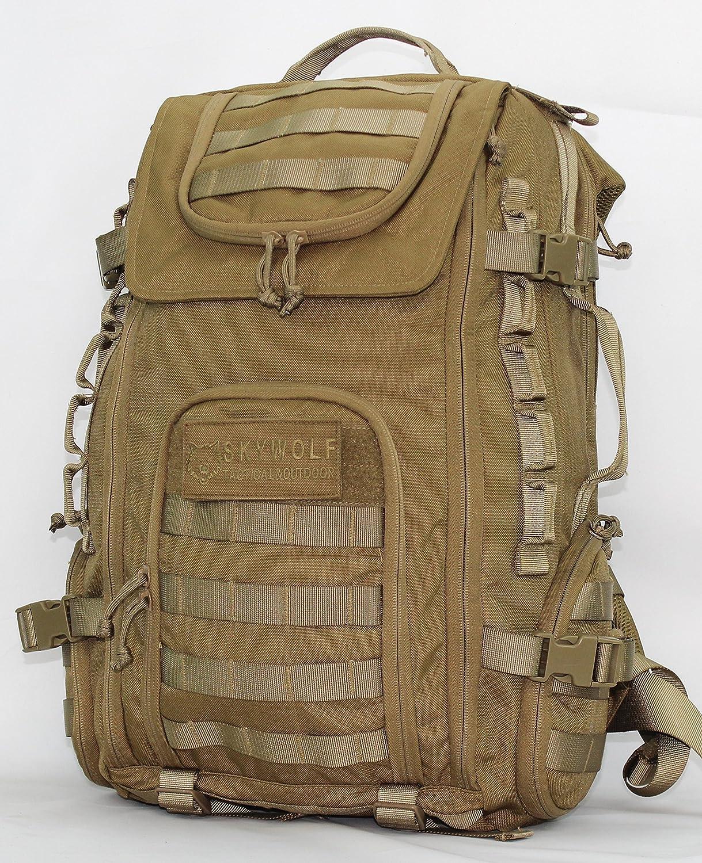 Snowwolf + Tactical Bag + Coyote