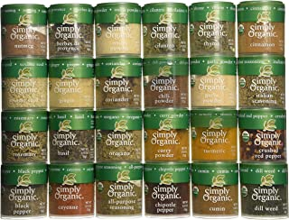 Best organic spice set Reviews