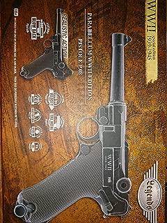 Legends Blowback P08 CO2 BB Air Pistol, Full Metal