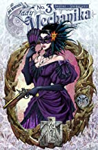 Lady Mechanika #3: The Mystery of the Mechanical Corpse