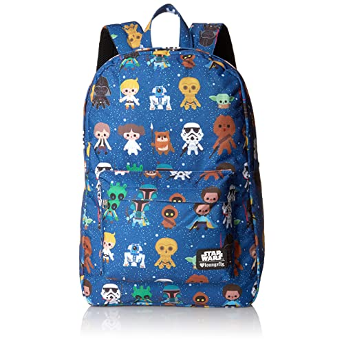 84c923f996a1 Loungefly Star Wars Baby Character Aop Print Backpack