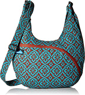 KAVU Women's Sydney Satchel Backpack, Desert Mosaic, One Size
