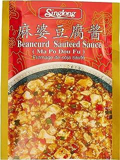 Sing Long Beancurd Sauteed Sauce, 70g