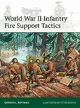 World War II Infantry Fire Support Tactics (Elite Book 214)
