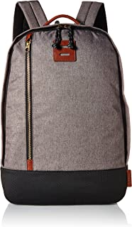 Fossil Men's Nasher Shoulder Bags, Grey, One Size