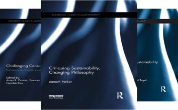 Routledge Studies in Sustainability (44 Book Series)