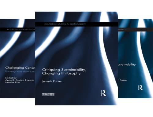 Routledge Studies in Sustainability (48 Book Series)