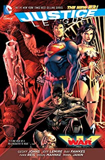 Justice League: Trinity War (New 52)