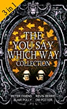Box Set: The You Say Which Way Collection: Dungeon of Doom, Secrets of the Singing Cave, Movie Mystery Madness