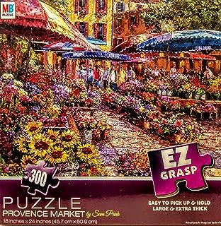 Puzzle Provence Market By Sam Park 300 Pieces 18