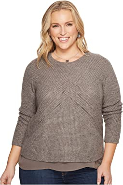 Lucky Brand - Plus Size Nico Sweater