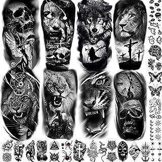 Tattoo löwe männer arm Tattoo Löwe:
