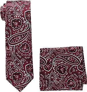 ربطة عنق وجيب مربع للرجال من Pierre Cardin