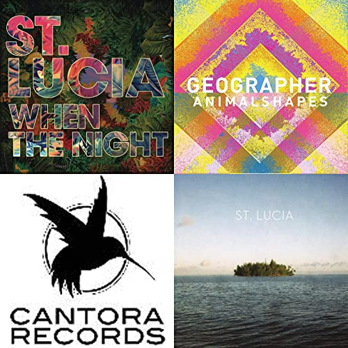 St  Lucia and More by Papa, Wild Cub, Smallpools, Geographer