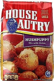 House-Autry Original Recipe Hushpuppy Mix With Onion, 2 lb