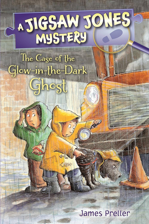 感動する連邦与えるJigsaw Jones: The Case of the Glow-in-the-Dark Ghost (Jigsaw Jones Mysteries) (English Edition)