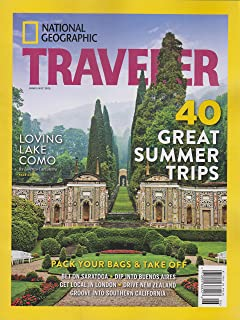 National Geographic Traveler June/July 2015 40 Great Summer Trips