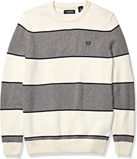 Men's Classic Fit Cotton Crewneck Sweater