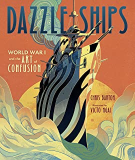 Dazzle Ships: World War 1 and the Art of Confusion