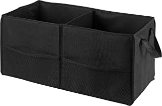 "Fold Away Car Trunk Organizer, Black – 22"" x 10"" x 11"" –.."