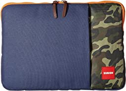 ZUBISU Camo Collaboration Laptop Sleeve