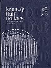 ISBN 0-307-09699-8, No 9699, 1964-1985 JFK KENNEDY HALF DOLLAR COIN ALBUM #23/94