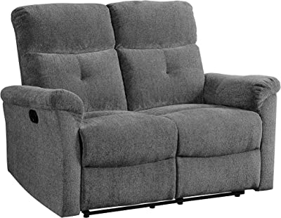 Acme Furniture Treyton Love Seats, Gray