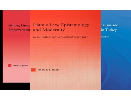 Middle East Studies: History, Politics & Law (14 Book Series)