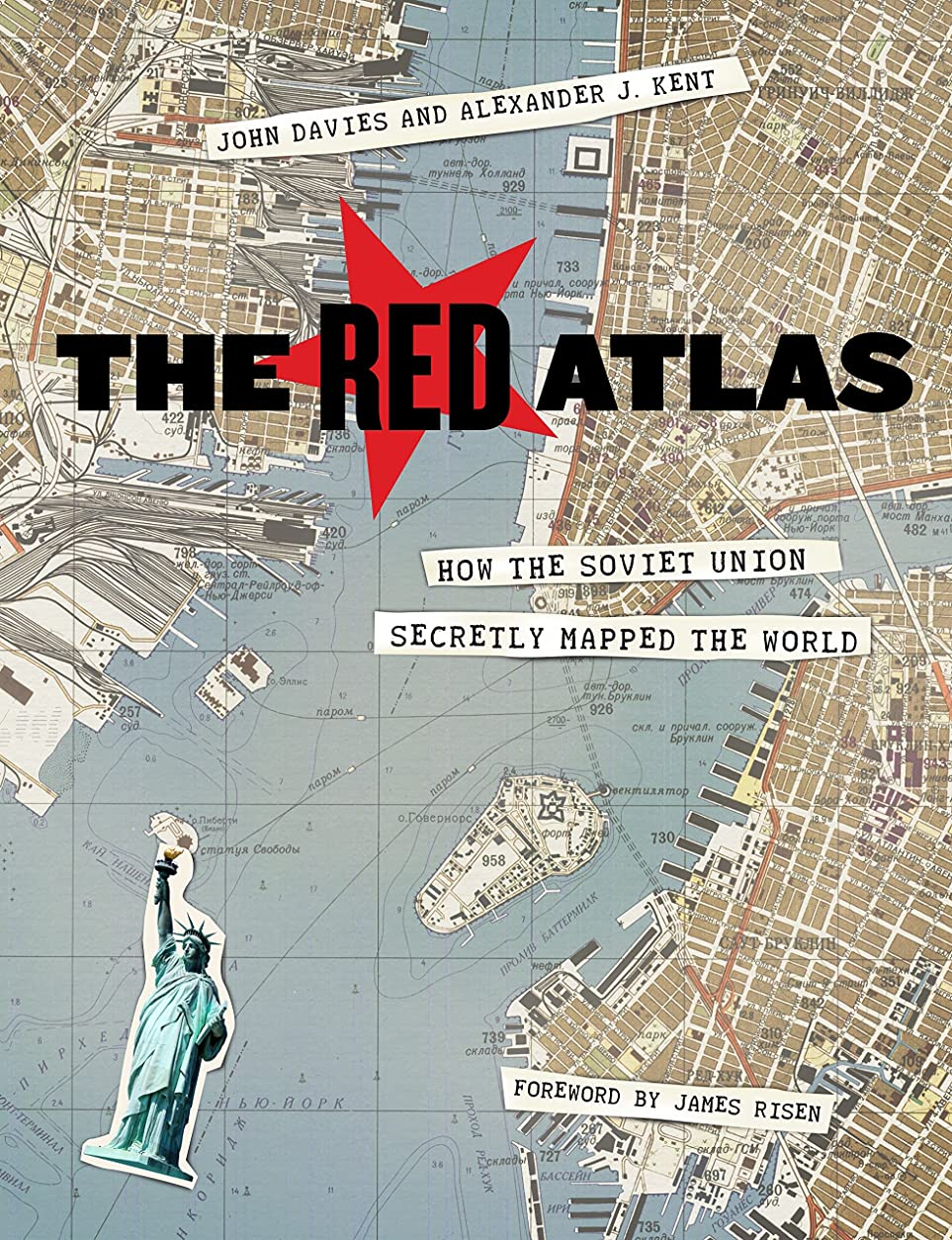 パラメータセットアッププラスThe Red Atlas: How the Soviet Union Secretly Mapped the World (English Edition)