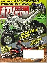 4 Wheel ATV Action Magazine, Volume 22, Number 8 (August, 2005)