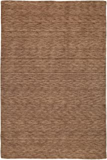 Bombay Home Gabbeh Hand-tufted Copper Rug (3' x 5')