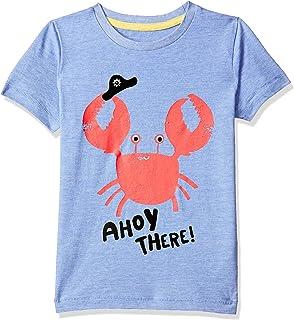 Mothercare Baby Boy's Animal Print Regular fit T-Shirt