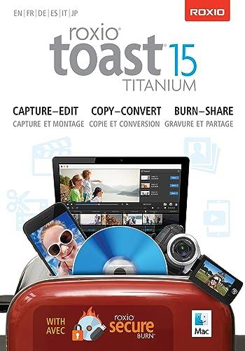 Toast 15 Titanium [Téléchargement]
