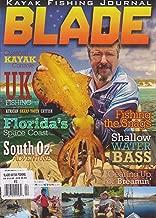 Blade Kayak Fishing Journal Magazine Number 10