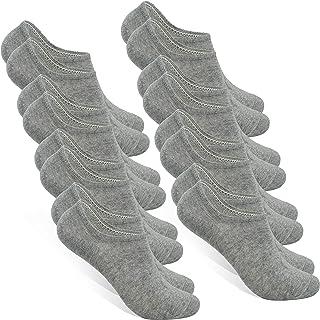 Calcetines Invisibles para Hombres y Mujeres (8 Paar)