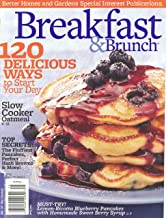 Breakfast & Brunch (Better Homes and Gardens Special Interest Publication 2012)