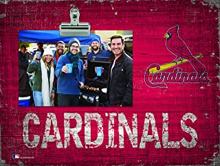 Fan Creations St. Louis Cardinals Team Name Clip-It Photo Frame