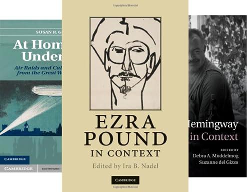 Literature in Context (19 Book Series)