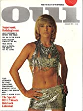 Oui Magazine January 1973 Playboy True Grete