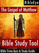 bible quiz on the book of matthew
