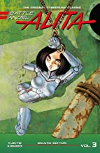 Battle Angel Alita Deluxe 3 (Contains Vol. 5-6)