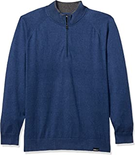 Skechers Men's Fairway Long Sleeve 1/4 Zip Golf Sweater