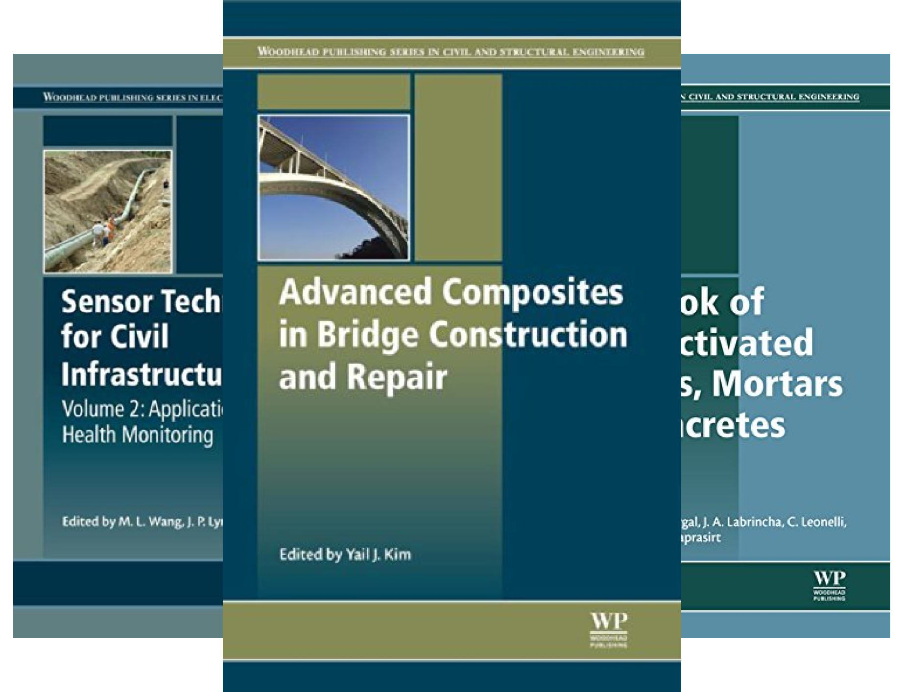 Woodhead Publishing Series in Civil and Structural Engineering (50 Book Series)