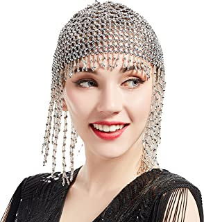 Best beaded flapper hat Reviews